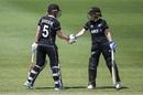 Katie Perkins and Maddy Green stemmed the top order damage, Australia v New Zealand, 1st women's ODI, Brisbane, October 3, 2020