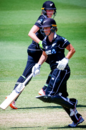 Sophie Devine and Amy Satterthwaite set New Zealand on course for a big total, Australia v New Zealand, 2nd women's ODI, Brisbane, October 5, 2020
