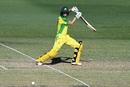 Meg Lanning steers one through point, Australia v New Zealand, 2nd women's ODI, Brisbane, October 5, 2020