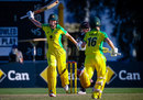 Meg Lanning completes her century with the winning boundary, Australia v New Zealand, 2nd women's ODI, Brisbane, October 5, 2020