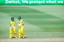 Beth Mooney and Tahlia McGrath helped Australia plunder 60 off the last five overs, Australia v New Zealand, 3rd women's ODI, Allan Border Field, October 7, 2020