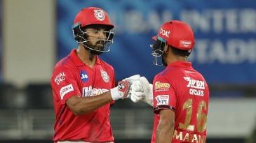 KL Rahul and Mayank Agarwal are among the top run-getters this season so far