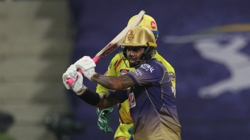 Sunil Narine played a useful cameo from No. 4