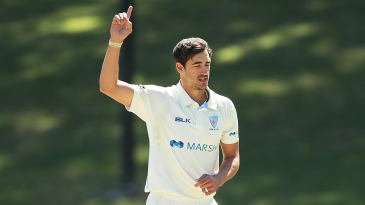Mitchell Starc will be available for New South Wales