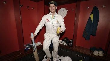 Might Steven Smith finish his career a clear second only to Bradman?