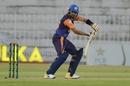 Babar Azam dabs one towards third man, Northern v Central Punjab, Rawalpindi, National T20, October 9, 2020