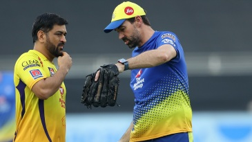 Can MS Dhoni and Stephen Fleming get CSK back on track?
