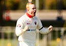 Lloyd Pope had a big impact for South Australia, South Australia v Western Australia, Sheffield Shield, Karen Rolton Oval, October 10, 2020