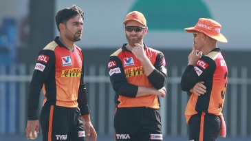 Sunrisers Hyderabad are trying to find a way out of the mid-table clutter