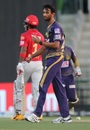 KL Rahul was dismissed at a most inopportune time for his team, Kings XI Punjab vs Kolkata Knight Riders, IPL 2020, Abu Dhabi, October 10, 2020