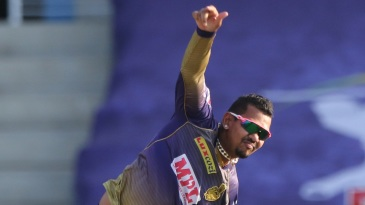 Another report will result in Sunil Narine being suspended from bowling in IPL 2020