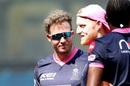 Ben Stokes catches up with David Miller, Sunrisers Hyderabad vs Rajasthan Royals, IPL 2020, Dubai, October 11, 2020