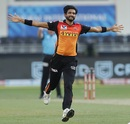 Khaleel Ahmed dismissed Ben Stokes and Jos Buttler by the fifth over, Sunrisers Hyderabad vs Rajasthan Royals, IPL 2020, Dubai, October 11, 2020