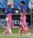 Rahul Tewatia and Riyan Parag scripted a fantastic comeback for the Royals, Sunrisers Hyderabad vs Rajasthan Royals, IPL 2020, Dubai, October 11, 2020