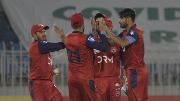 Haris Rauf ran through the Southern Punjab batting