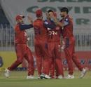 Haris Rauf ran through the Southern Punjab batting, Northern vs Southern Punjab, National T20 Cup, Rawalpindi, October 11, 2020