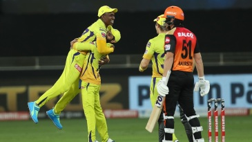 Most things fell in place for Chennai Super Kings on the evening