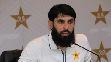 Misbah-ul-Haq announces his decision to quit as the chief selector of the national side