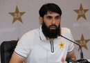 Misbah-ul-Haq announces his decision to quit as the chief selector of the national side, Lahore, October 14, 2020