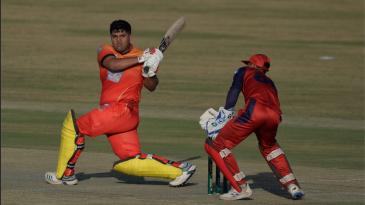 Azam Khan top-scored for Sindh