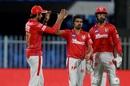 M Ashwin celebrates a breakthrough, Royal Challengers Bangalore vs Kings XI Punjab, IPL 2020, Sharjah, October 15, 2020