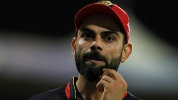 Virat Kohli ponders his next move
