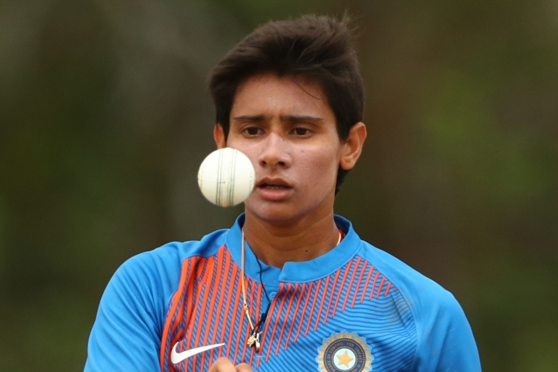 Mansi Joshi hasn't travelled to Mumbai with the rest of the players