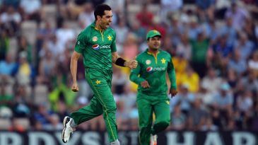 Umar Gul retired with 427 international wickets across formats