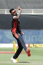Isuru Udana warms up before the game, Rajasthan Royals vs Royal Challengers Bangalore, IPL 2020, October 17, 2020