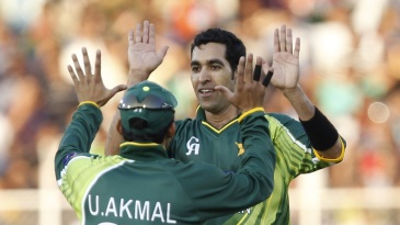Umar Gul ended his career with 427 international wickets