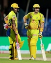 Faf du Plessis and Shane Watson put up a big stand again, Delhi Capitals vs Chennai Super Kings, IPL 2020, Sharjah, October 17, 2020