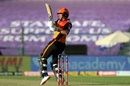 Jonny Bairstow swivels to pull with power, Sunrisers Hyderabad vs Kolkata Knight Riders, IPL 2020, Abu Dhabi, October 18, 2020