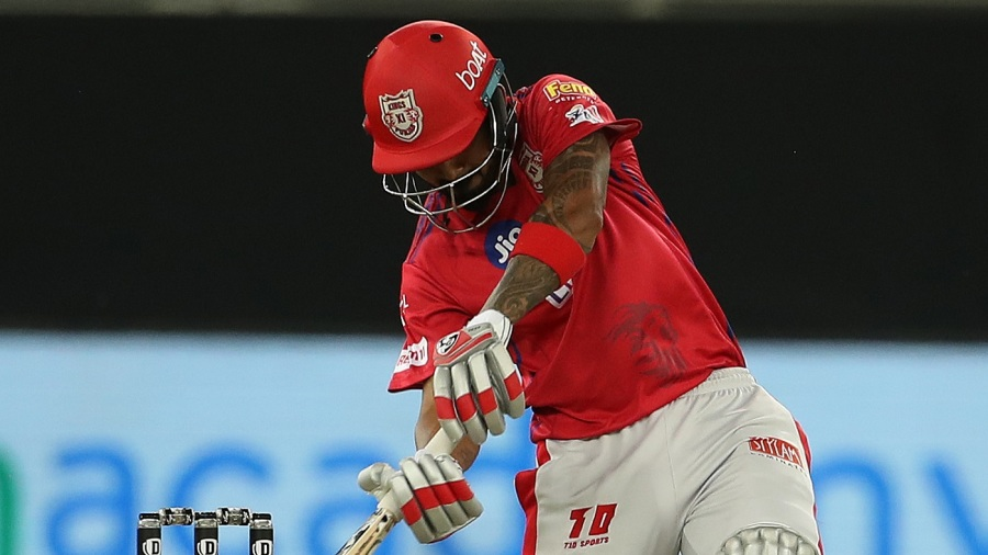 KL Rahul gave the innings a frenetic start