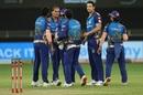 Rahul Chahar sent back Chris Gayle and Glenn Maxwell, Mumbai Indians vs Kings XI Punjab, IPL 2020, Dubai, October 18, 2020
