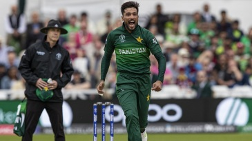 Mohammad Amir has been left out of Pakistan's limited-overs squad against Zimbabwe
