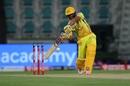 Ambati Rayudu goes inside out, Chennai Super Kings vs Rajasthan Royals, IPL 2020, Abu Dhabi, October 19, 2020