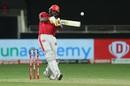 Chris Gayle thumps one away, Delhi Capitals vs Kings XI Punjab, IPL 2020, Dubai, October 20, 2020