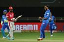 Axar Patel is pumped after removing KL Rahul, Delhi Capitals vs Kings XI Punjab, IPL 2020, Dubai, October 20, 2020