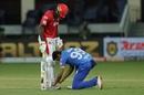 R Ashwin ties Chris Gayle's shoelaces, Delhi Capitals vs Kings XI Punjab, IPL 2020, Dubai, October 20, 2020