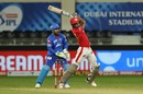 Deepak Hooda pummels a pull, Delhi Capitals vs Kings XI Punjab, IPL 2020, Dubai, October 20, 2020