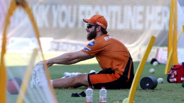 Sunrisers Hyderabad have decent alternatives if Kane Williamson isn't fit