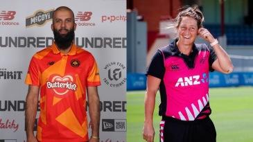 Moeen Ali and Sophie Devine will captain Birmingham Phoenix