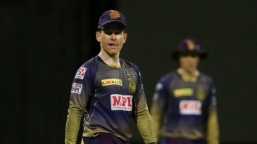 Eoin Morgan's Knight Riders have a distinct air of vulnerability about them