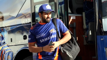 Rohit Sharma picked up the injury during the game against Kings XI Punjab on October 18