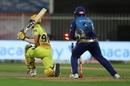 Quinton de Kock stumps Deepak Chahar, Chennai Super Kings vs Mumbai Indians, Sharjah, IPL 2020, October 23, 2020