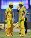 Sam Curran and Imran Tahir added 43 runs for the ninth wicket, Chennai Super Kings vs Mumbai Indians, IPL 2020, Sharjah, October 23, 2020