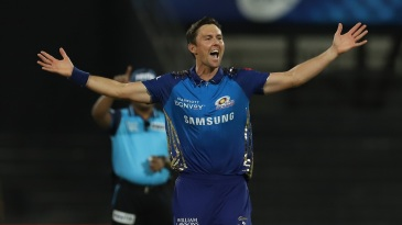 Trent Boult picked up four wickets