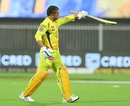 MS Dhoni walks back after falling for another low score, Chennai Super Kings vs Mumbai Indians, IPL 2020, Sharjah, October 23, 2020