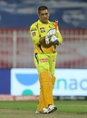 Another day, another failure with the bat for MS Dhoni, Chennai Super Kings vs Mumbai Indians, IPL 2020, Sharjah, October 23, 2020