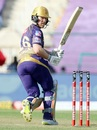 Eoin Morgan added quick runs towards the close, Kolkata Knight Riders vs Delhi Capitals, IPL 2020, Abu Dhabi, October 24, 2020